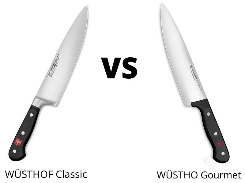 Wusthof Classic Vs Gourmet