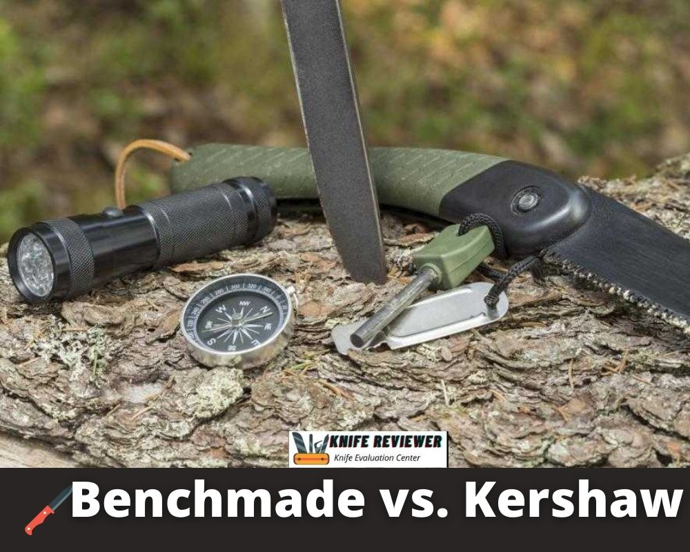 Benchmade vs. Kershaw