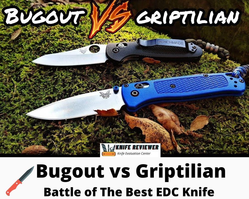 Bugout vs Griptilian