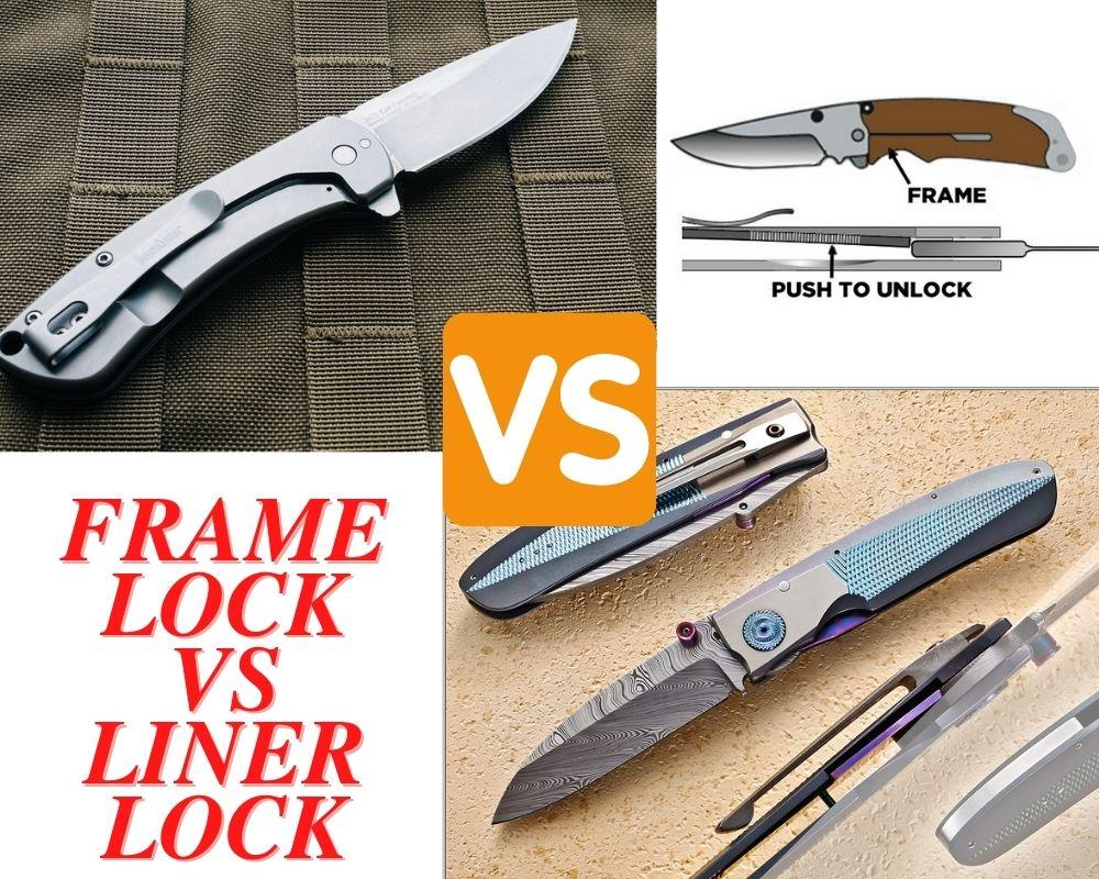 Frame Lock vs Liner Lock