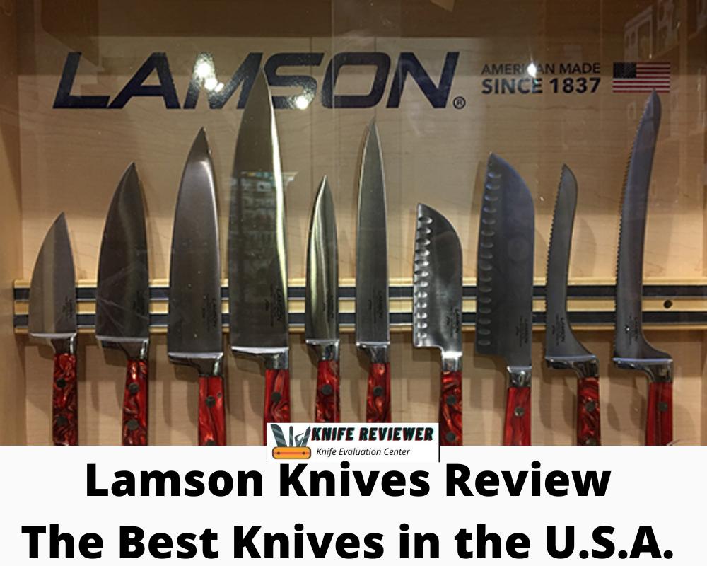 Lamson Knives Review