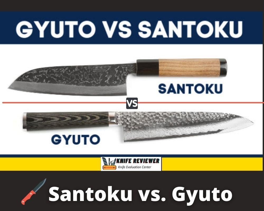 Santoku vs. Gyuto