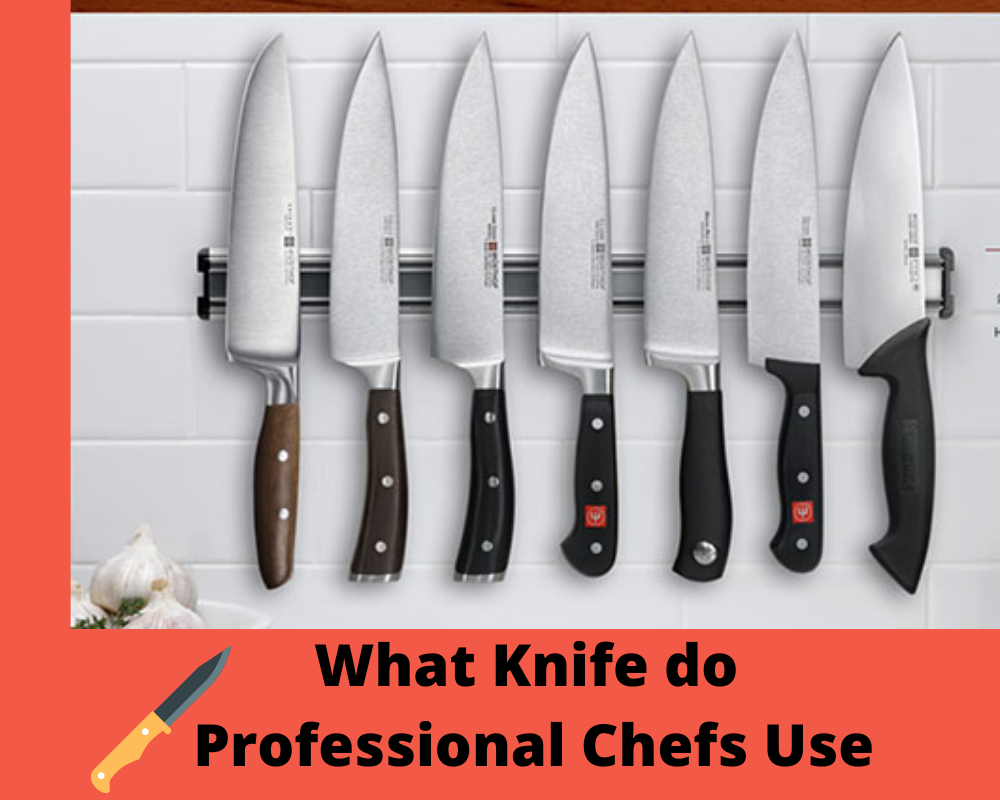 What Knife do Professional Chefs Use