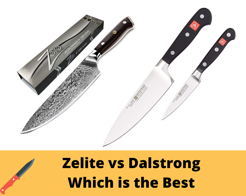 Zelite vs Dalstrong-Which is the Best