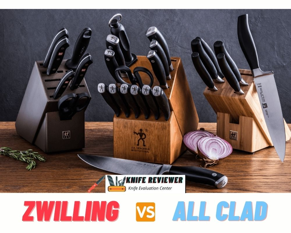 zwilling vs All Clad